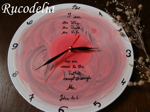 ceas disc vinil limba engleza