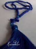 Metanier lurex handmade rucodelia