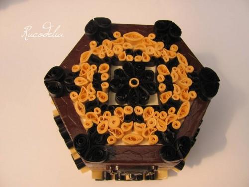 Cutie bijuterii Rucodelie 1