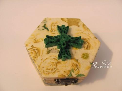 Cutie bijuterii Rucodelie 3