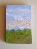 Rucodelie tablouri miniaturi pe gresie