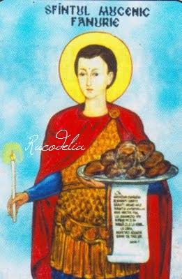 Pâinicile Sfântului Fanurie