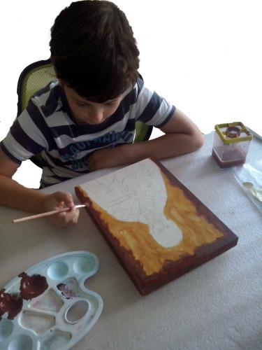 Pictura icoanelor